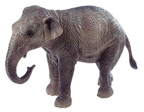 Bullyland 63588 - Spielfigur, Indische Elefantenkuh, ca. 15,9 cm