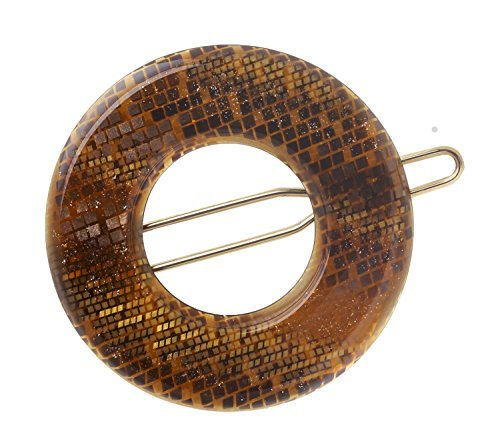 France Luxe Small d'Orsay Tige Boule Barrette - Galaxy Topaz