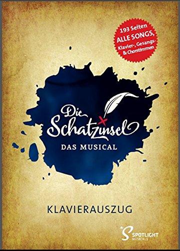 Noten DIE SCHATZINSEL - Das Musical (Songbook)