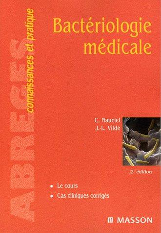 Bactériologie médicale: POD