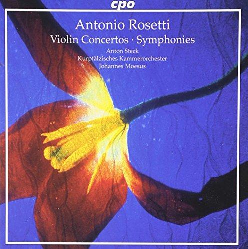 antonio-rosetti-violin-concertos-symphonies