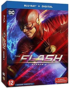Flash-Saison 4 [Blu-Ray] (B07G1XX3N8) | Amazon price tracker / tracking, Amazon price history charts, Amazon price watches, Amazon price drop alerts
