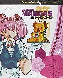 Dessine les mangas Shojo