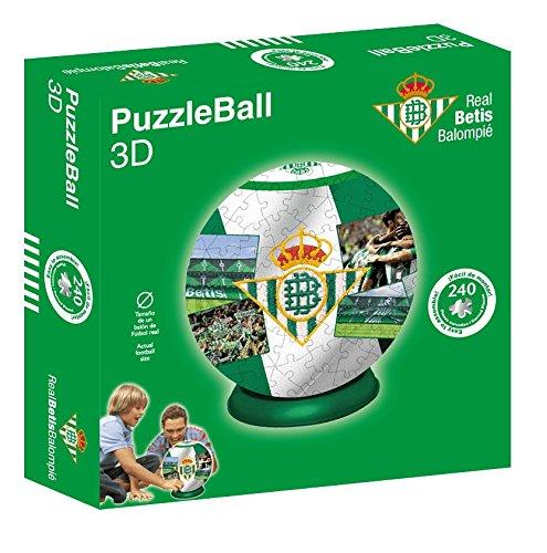 Kappa Puzzleball Real Betis Tamaño Balón 8