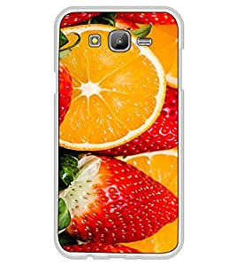 Fuson Designer Back Case Cover for Samsung Galaxy On5 (2015) :: Samsung Galaxy On 5 G500Fy (2015) (Mahabaleshwar Maharashtra Cold Winter )