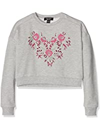 New Look Floral, Sweat-Shirt Fille