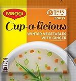 #2: Maggi Soup Winter Veg and Ginger, 15g (Pack of 10)