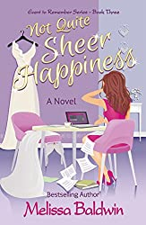 Sienna Harris is back and appears to be on top of the world! Her company, Sheer Happiness Events, is booming, but personally she's a mess. She never imagined that with amazing success would come tremendous pressure. Although her professional life see...
