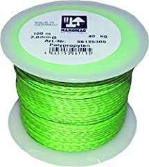 Haromac 38125305 grün, 2mmx100m, PP