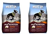 #9: Meat Up Puppy Dog Food, 3 kg (Buy 1 Get 1 Free)