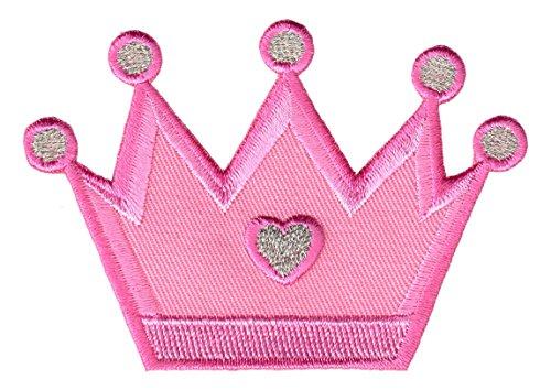 PatchMommy Corona Princesa Parche Termoadhesivo Parche