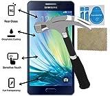 Evess Film de protection d'écran en verre trempé pour Samsung Galaxy A5