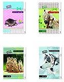 Roth-Hausaufgabenheft Tiere für clevere Faule 1 Woche 2 Seiten, A5