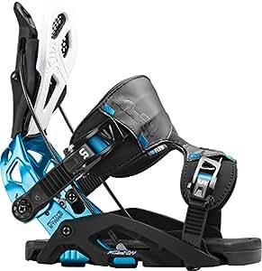 Fix Snow Flow Fuse-GT Fusion Black Blue - XL