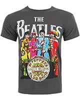 The Beatles Herren Sgt Pepper T-Shirt