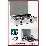 Fornello a gas da esterno casa e cucina - Cucina gas esterno ...