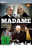 Im Auftrag von Madame, Staffel 3 / Weitere 13 Folgen der beliebten Krimi-Serie (Pidax Serien-Klassiker) [2 DVDs]
