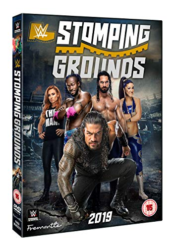 WWE: Stomping Grounds 2019 [DVD]