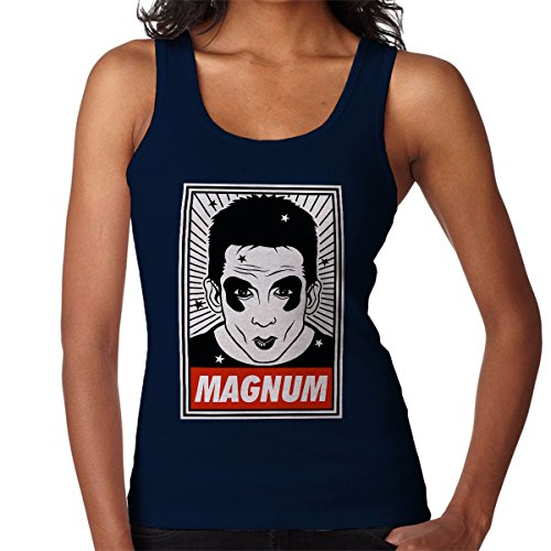 Ridiculously Good Looking Zoolander Women's Vest Navy blue
