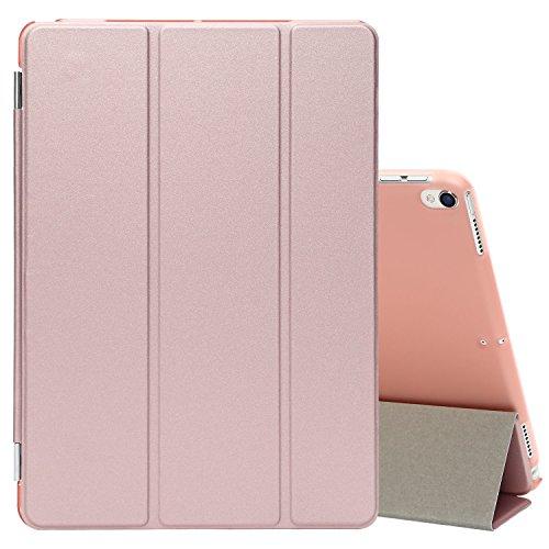 Besdata iPad Pro 10,5 Hülle, Smart Intelligente Magnetische Hülle-Abdeckung Case Cover mit Selbstschlaf- / wakefunktion, Notenfeder + Schirmschutz + Reinigungstuch