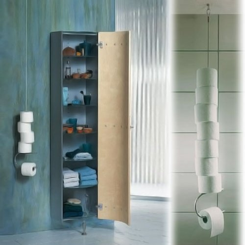 Toilettenpapierhalter D-TEC ROLL...