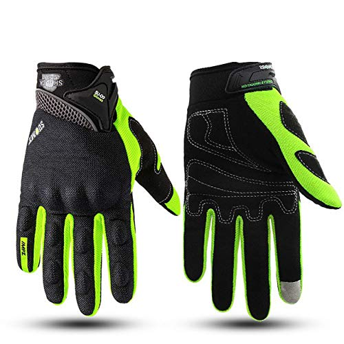 Bruce Dillon Motorradhandschuhe Motorradhandschuhe Auto- und Motorradvollfinger-Offroad-Handschuhe3 XL