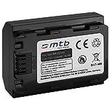 Batterie NP-FZ100 (2040mAh) pour Sony Alpha 7 III, ILCE-7M3, Alpha 7R III, ILCE-7RM3 | Sony a9, ILCE-9 [Li-Ion - 7.2V - avec infochip]