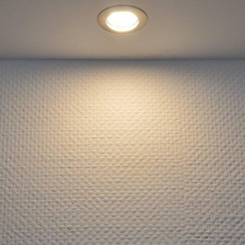 10er LED Einbaustrahler - 3