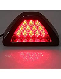 Tradico® 12V Car 12 LED Warning Rear Tail 3rd Third Brake Stop Light LED Lamp Kit