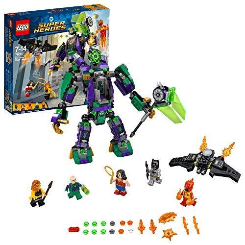 LEGO Super Heroes - Robot de Lex Luthor 76097