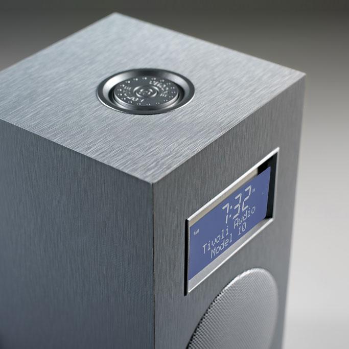 Tivoli audio model10 stereo dab dab dmb fm dark for Amazon tavoli