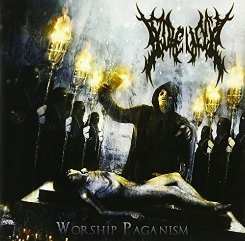 Gorevent: Worship Paganism (Audio CD)