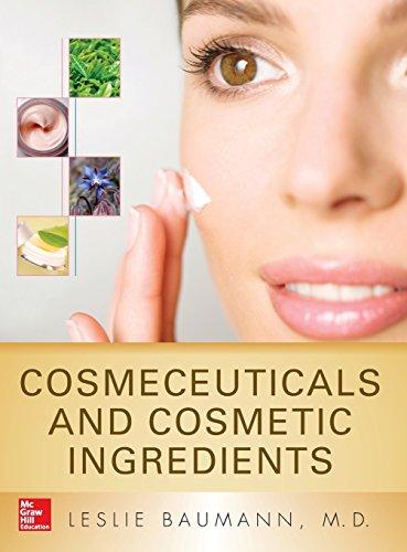Cosmeceuticals and Cosmetic Ingredients par Leslie Baumann