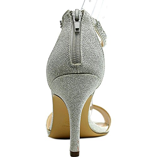 Nina Varetta Femmes Synthétique Sandales Silver Bliss