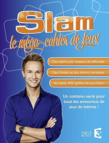 Slam, le méga-cahier de jeux par Sylvain COLLECTIF