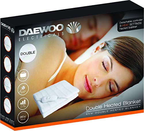 Manta eléctrica de cama individual de 40