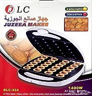 DLC-324 (24 Pcs) walnut maker, Olives maker, 1400W, Juzeea Maker