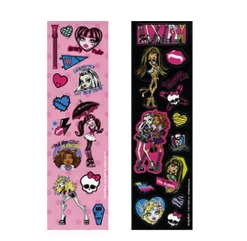 Monster High Aufkleber Set (Halloween Monster High)