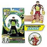 BEN 10 - Figura de Acción BEN Transformable en Alien (Giochi Preziosi...