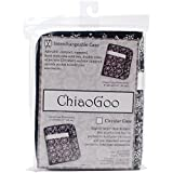 chiaogoo Interchangeable Needle Case - Empty-White Ribbon