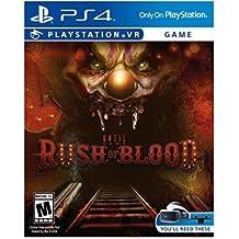 Sony Until Dawn Rush Blood PS4 VR Básico PlayStation 4 vídeo - Juego (PlayStation 4, Tirador/Horror, M (Maduro))