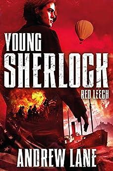 Red Leech (Young Sherlock Holmes Book 2) by [Lane, Andrew, Macmillan]