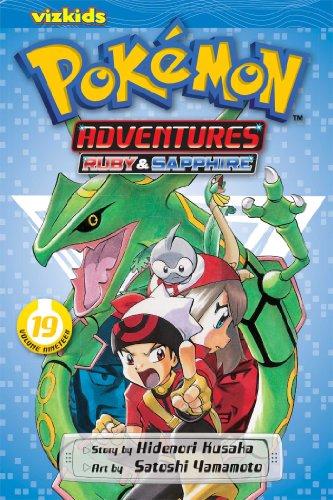 Pokemon adventures. Volume 19
