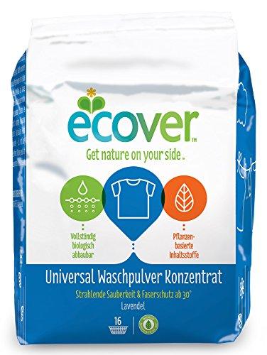 Ecover Universal Waschpulver Konzentrat 1,2kg (Konzentrat Waschmittel)