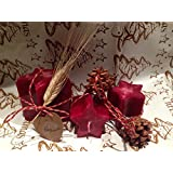 Stella – Candela natalizia – Idea regalo o decorazione Natale
