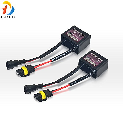 DEC LED HID Computer Warning Canceller Canceller Capacitor 9-16V