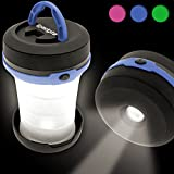igadgitz 3 in 1 Pop Up LED Camping Laterne