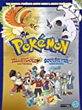 The Official Pokemon HeartGold and SoulSilver Johto Guide and Johto Pokedex