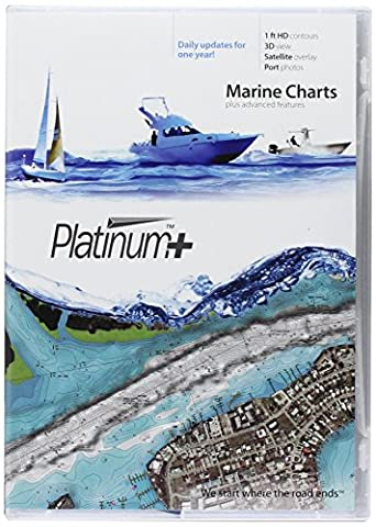 Navionics Platinum Plus West Gulf Of Mexico On Sd/Micro Sd