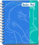 Dodo Pad Mini / Pocket Diary 2018 - Week to View Calendar Year: A Family Diary-Doodle-Memo-Message-Engagement-Organiser-Calendar-Book with Room for Up to 5 People's Appointments/Activities